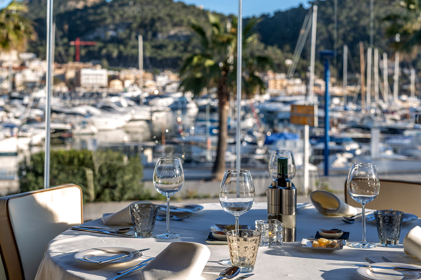 Dine in style at Verico Port Andratx, Mallorca