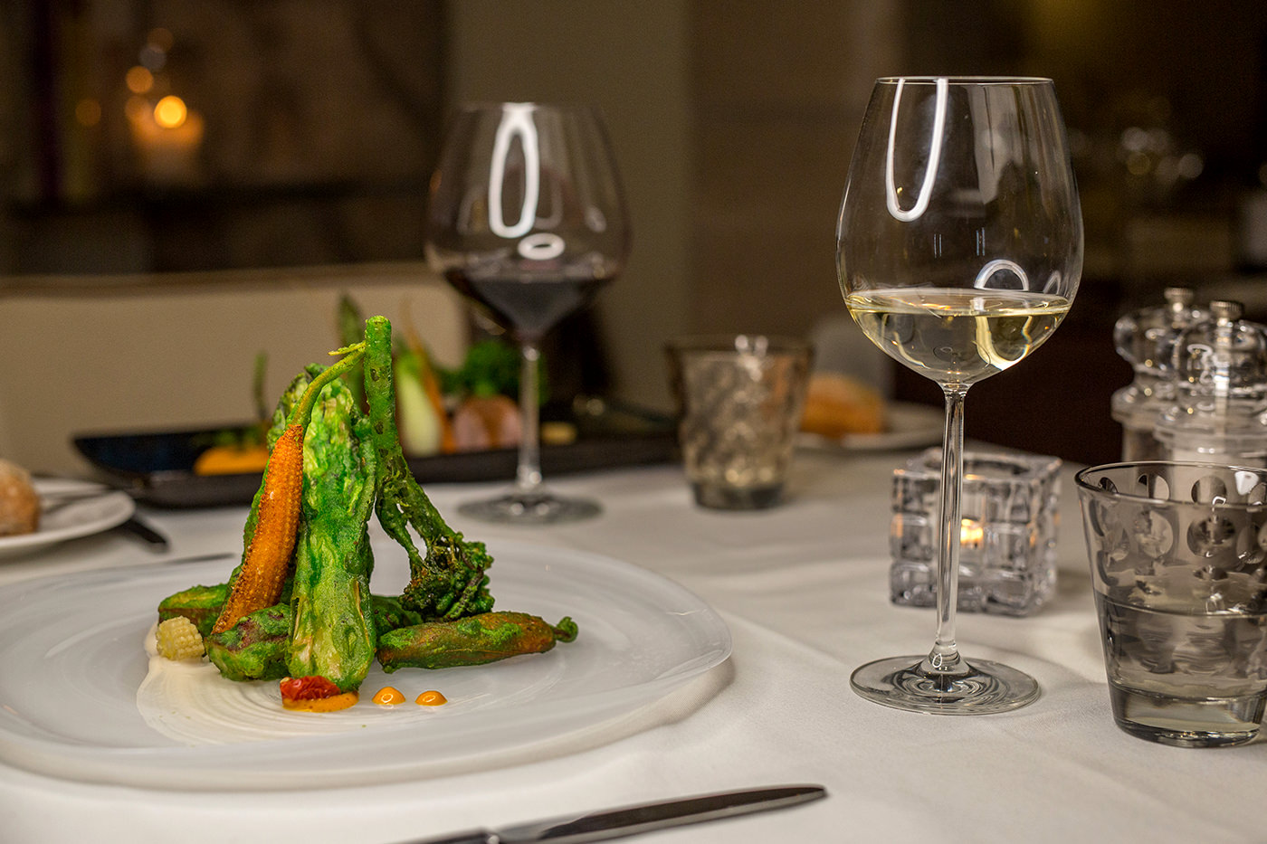 Delicious vegetarian dishes - Verico Port Andratx, Mallorca